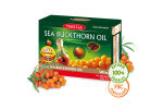 100% Sea buckthorn oil in capsules