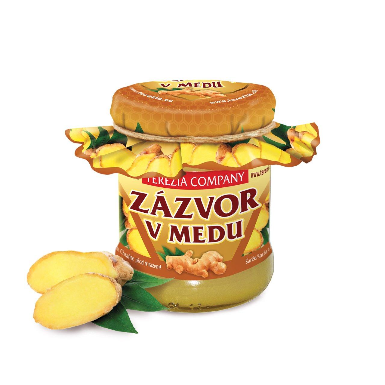 Levně Zázvor v medu