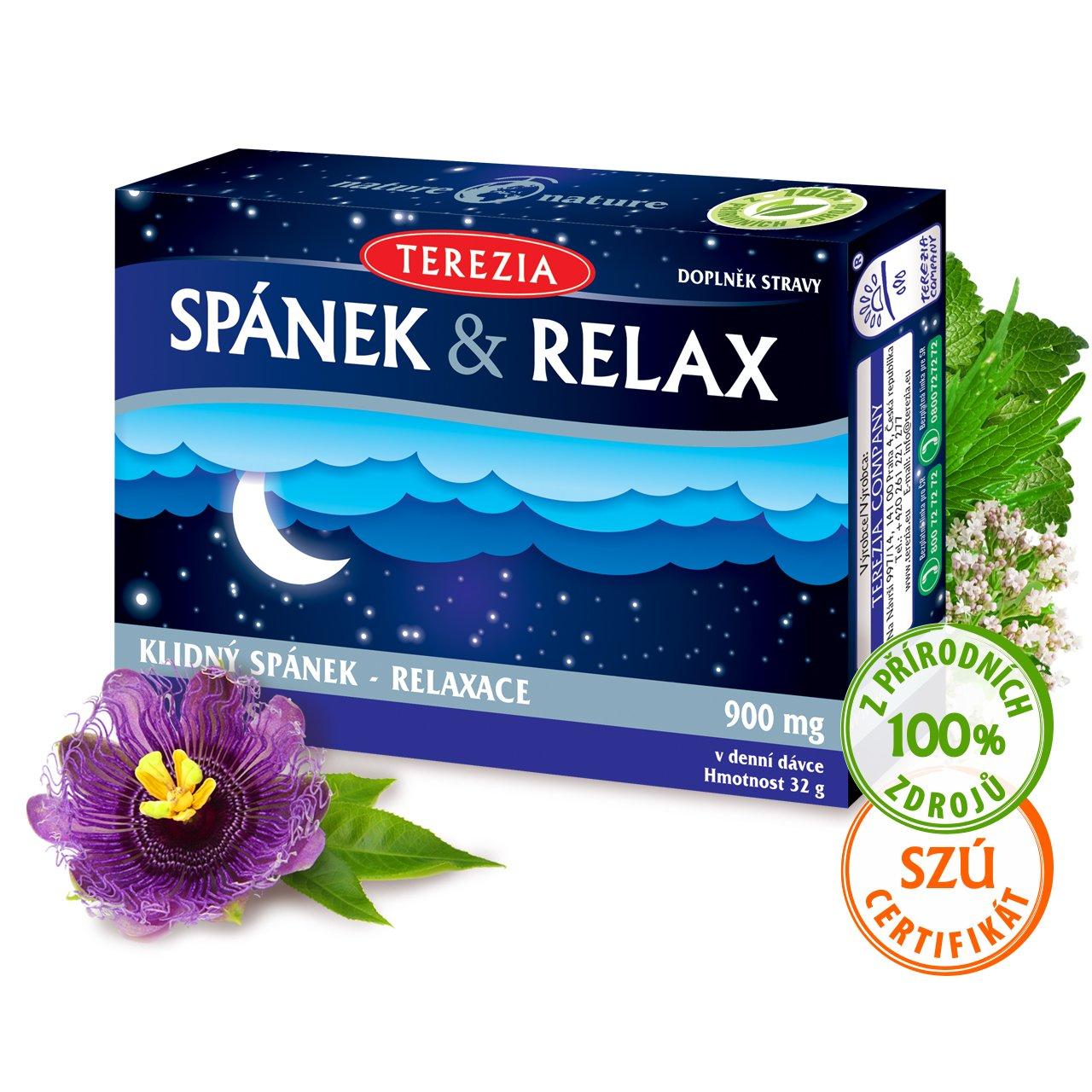 Levně Spánek & Relax